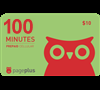 PagePlus Standard 100 Minutes Card