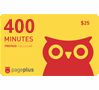 PagePlus Standard 400 Minutes Card