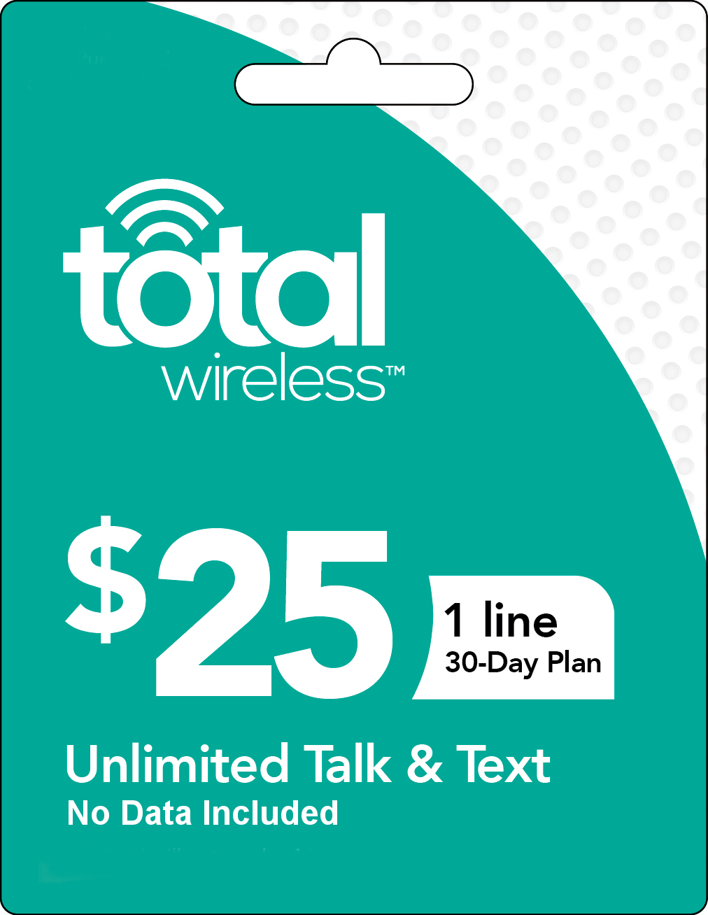 Total Wireless $25 Plan