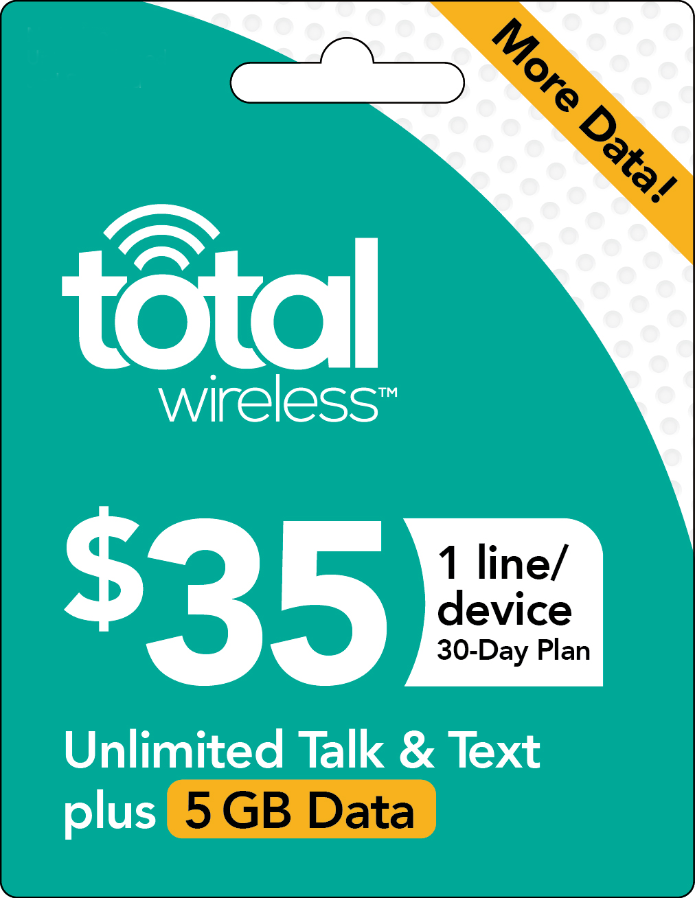 Total Wireless $35 Plan